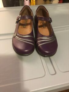 Girls Leather Shoes Sz Toddler 12.5