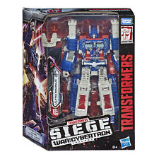 Transformers War for Cybertron: Siege Leader Class ULTRA MAGNUS Figure by Hasbro