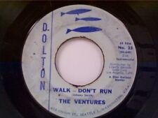 "VENTURES ""WALK DON'T RUN / HOME"" 45"
