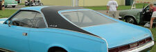 1970 AMC Javelin Boar Grain BLACK 1/2 Vinyl Top NEW