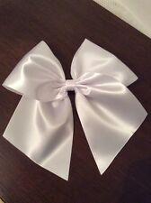 Huge Bow Large White Hair Bow Alice Cosplay Sissy Lolita