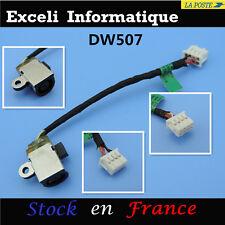 Hp p/n: 727811-SD1 dc entrada de conexión jack cable conector puerto hilo