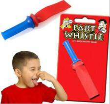 2PcS Fart Whistle Noise Sound Funny Joke Gadget Toy Prank Hilarious Novelty Kids