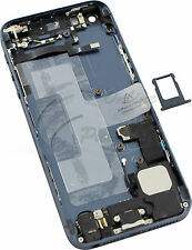 For APPLE IPhone 5 5G chassis back housing FULL Assembly with small parts BLACK