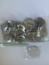 "25Sets Badge A Minit Minute 2 1/4"" Button Fronts Backs & Covers"