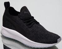 Puma Tsugi Apex Evoknit Men's Lifestyle Shoes Black Iron Gate Sneakers 366432-13