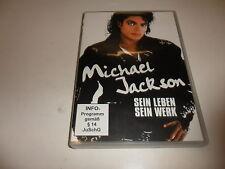 DVD  Michael Jackson: Sein Leben - Sein Werk