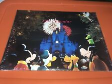 Vtg Walt Disney World Epcot Wall Art Calendar 1992 Sealed Mip River Country