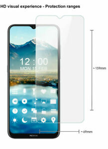 2 PACK Soft Explosion-Proof TPU Screen Protector Film For Nokia G10 / Nokia G20
