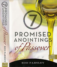 7 Promised Anointings of Passover (DVD, 2014) World Harvest Church; Rod Parsley