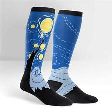 Sock It To Me Unisex STRETCH-IT Knee High Socks - Starry Night