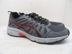 ASICS Men's GEL-Venture 7 Athletic Shoes 1011A560 Gray/Black/Classic Red 13M