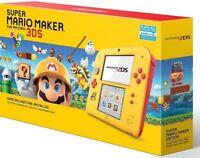 Nintendo 2DS Super Mario Maker Edition Pre-Installed