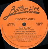Tammy Banks ‎- My Life - Bottom Line - BLR-9005 - USA