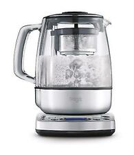 Sage The Tea Maker 1.2L/1.5L 2000W Glass Jug Brew Kettle BTM800UK RRP £250