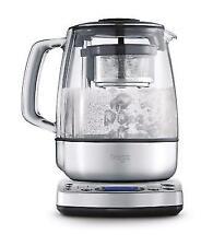SAGE la théière 1.2L/1.5L 2000 W verre carafe Brew Kettle BTM800UK RRP £ 250