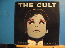 The Cult - Edie (Ciao Baby) 3trax-1LIVE-see photos - Free UK Post