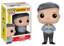 Funko Pop Animation Bob's Burgers: Teddy Vinyl Action Figure Collectible Toy 103