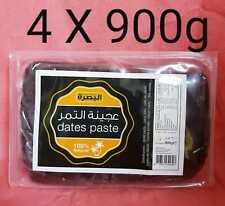 4 X Datte pâte de Fine dattes provenant des Arabe Emirates Datte maamoul