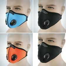 Reusable Outdoor Cycling Air Purifying Mouth Mask Face Cover Breathable Cool