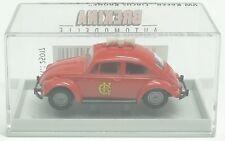 Brekina n. 25017 VW Maggiolino 1200 'Cirkus CORONA' con tetto Altoparlante-OVP