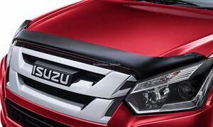Isuzu D-MAX MU-X UP-TO-MY20 2017-2020 Genuine Bonnet Protector Tinted 5643626031