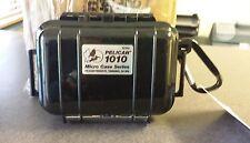 Pelican 1010 Micro Case - Black