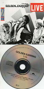 Golden Earring - Live (Do-CD 10Tracks Polydor)