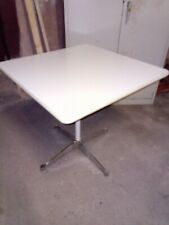 Herman Miller Vintage  Eames Square Table Contract Base 700 mm