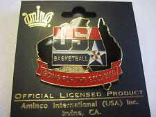 Equipo olímpico Usa Basketball Sydney Pin