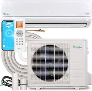 Senville 36000 BTU Mini Split Air Conditioner Ductless Heat Pump
