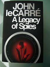 A LEGACY OF SPIES by John Le Carre 1st Edition (Hardback, 2017)