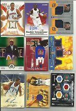 Premium Basketball 30 Card Hot Packs! Lot Guaranteed Hit! Jersey/Autograph, RCs