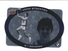 JOHN STOCKTON 2014/15 SPX 96 DIE-CUT INSERTS SP #96-17 (COLLEGE UNIFORM) AC476