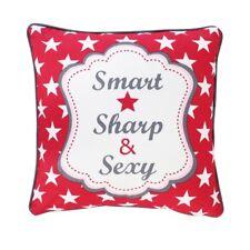 Krasilnikoff Kissenhülle Smart Sharp Sexy