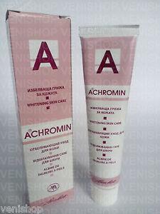 ACHROMIN BEST SKIN WHITENING BLEACHING  CREAM !!FAST DELIVERY !!