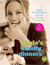 Giada's Family Dinners by Giada De Laurentiis (2006, Hardcover)
