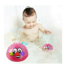 Bath Toys, Water Spray Toys for Kids Baby Bath Toys for Toddlers LED Light Up...