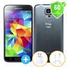 Samsung Galaxy S5 SM-G900V 16GB Charcoal Black Verizon Unlocked Mint