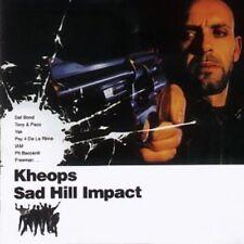 KHEOPS (RIC MAZEL) - SAD HILL IMPACT NEW CD