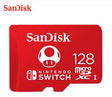 SanDisk 128GB Micro SD SDXC Memory Card NINTENDO SWITCH Extreme U3 TF Game Card