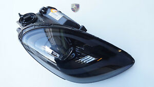 Porsche 718 982 Boxster Cayman Xenon Headlight LED With Pdls VR d-76