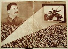 USSR en Construction / na Stroike 1-1938, TROCHIN:  on SOVJET CINEMA