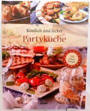 Party Küche + Kochbuch + 100 leckere und abwechslungsreiche Ideen für das Buffet