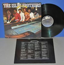 The Isley Brothers The Real Deal NL'82 OIS VINILE LP cleaned pulito