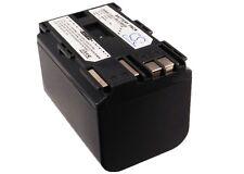 BATTERIA agli ioni di litio per CANON ZR70MC FV40 DM-MV430 MV430i FV200 MV650i Optura 200MC