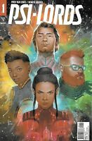 Psi-Lords Comic Issue 1 Cover A First Print 2019 Fred Van Lente Renato Guedes