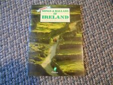 New listing Vintage 1993 40 Songs & Ballads Of Ireland 2nd Collection w/ Words Music Guitar