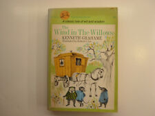 The Wind in the Willows, Kenneth Grahame, Dell Yearling Paperback, 1969