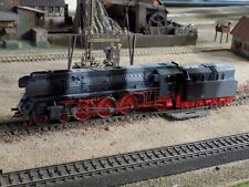 PIKO BR01, MILITARY STEAM ENGINE 010505-6, SCALE HO